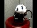 Брелок для ключей - забаный мишка Панда