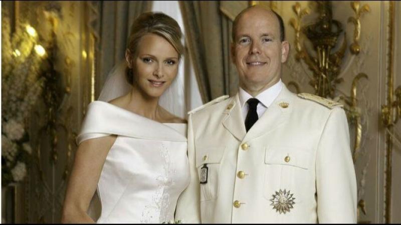 Свадьба Князя Монако Альбера II и Шарлин Уиттсток, 2 июля 2011 г.