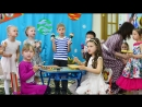 Клип. До свидания детский сад. Выпускной в детском саду. Детская видеосъемка.