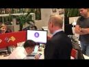 """""""Тебя здесь не обижают?"""": Владимир Путин поговорил с машинным интеллектом про фотографии котиков в интернете."""