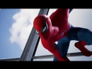 Трейлер Spider-Man для PS4 с музыкальной темой из мультика 90-ых