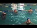 Аквааэробика в бассейне AquaStars Бишкек