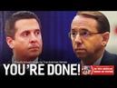 FINALLY! Impeachment Is On The Table For Rod Rosenstein! Nunes ROCKS The FBI, DOJ