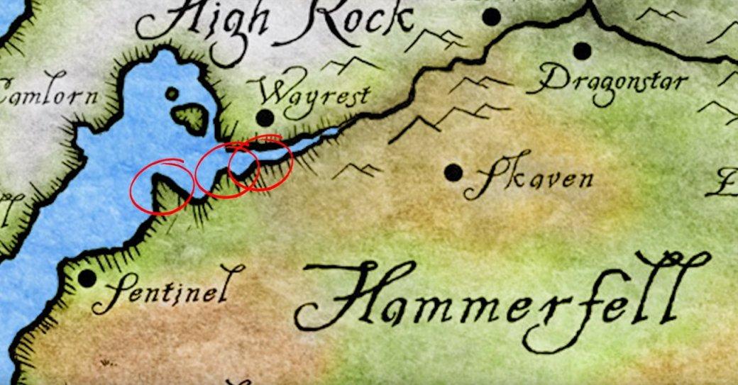 TES VI Hammerfell