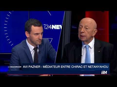 Quand Chirac a traité Netanyahu de menteur en face à face (raconté par l'ex-ambassadeur d'Israël)