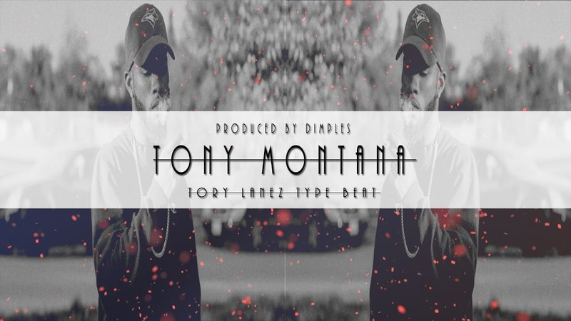 Tory Lanez Type Beat 2017 | Chilled Rap Instrumental - Tony Montana (Prod. By Dimples)