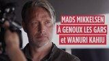 Mads Mikkelsen, Wanuri Kahiu, A Genoux les gars - STORY CANNES 2