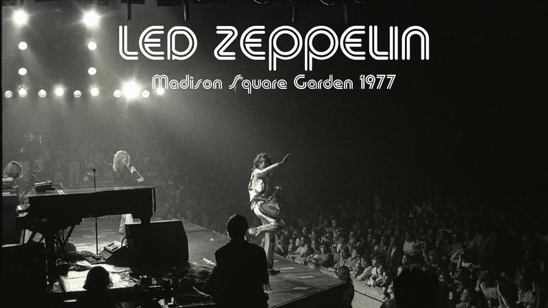 Led Zeppelin: Nut Rocker [MSG 1977]