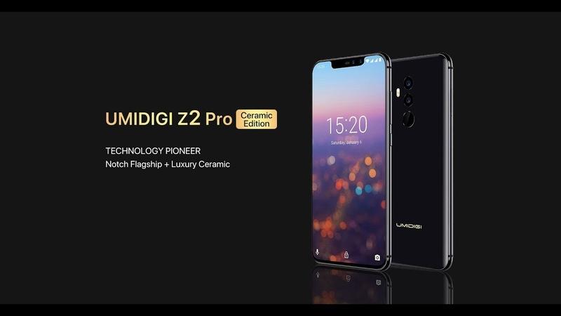 UMIDIGI Z2 Pro  Notch Flagship F1.7 Big Aperture
