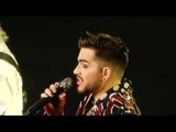 Queen &amp Adam Lambert Somebody To Love &amp Crazy Little Thing Called Love O2 London Night One 2-7-2018