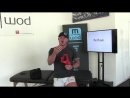 TimTam Power Massager - Kelly Starrett of MobilityWOD on Re-Perfusing Tissues
