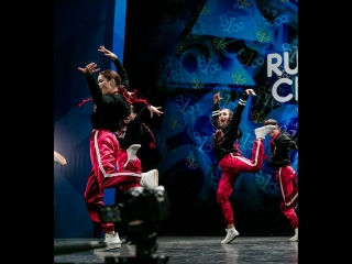 FUNNY GORILLAS - PERFORMANCE ADULTS PRO ★ RDC18 ★ Project818 Russian Dance Championship ★.mp4