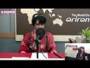 RADIO | 180625 | Интервью Ким Донхана на Arirang Radio! (2 часть) [K-Poppin]