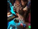 Лучший день рождение в кафе Шафран кафешафран Купить свечи в Казани 26.09.2017