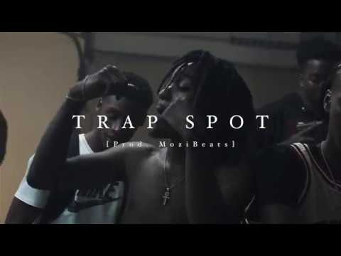 GIno Richey -Trap Spot (ft Coca Kash)Official Video