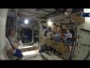 Le premier tournoi de tennis spatial a eu lieu sur ISS !