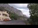 Irruption de boue dans les Alpes suisses