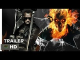 Blade v Ghost Rider Dawn of Darkness Fan Trailer (2017) Wesley Snipes Nicolas Cage