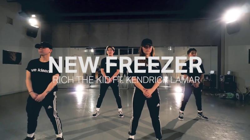 NEW FREEZER | Dance Video by Kenichi Kasamatsu | Rich the Kid ft. Kendrick Lamar