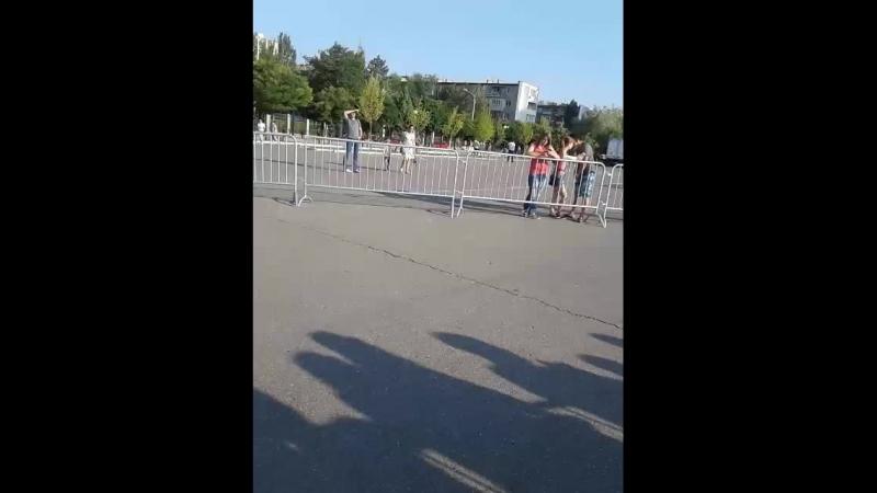 Rally шёлковый путь Астрахань-Москва.