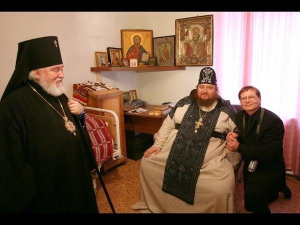 Памяти схиигумена Агафангела. летопись Нафанаила