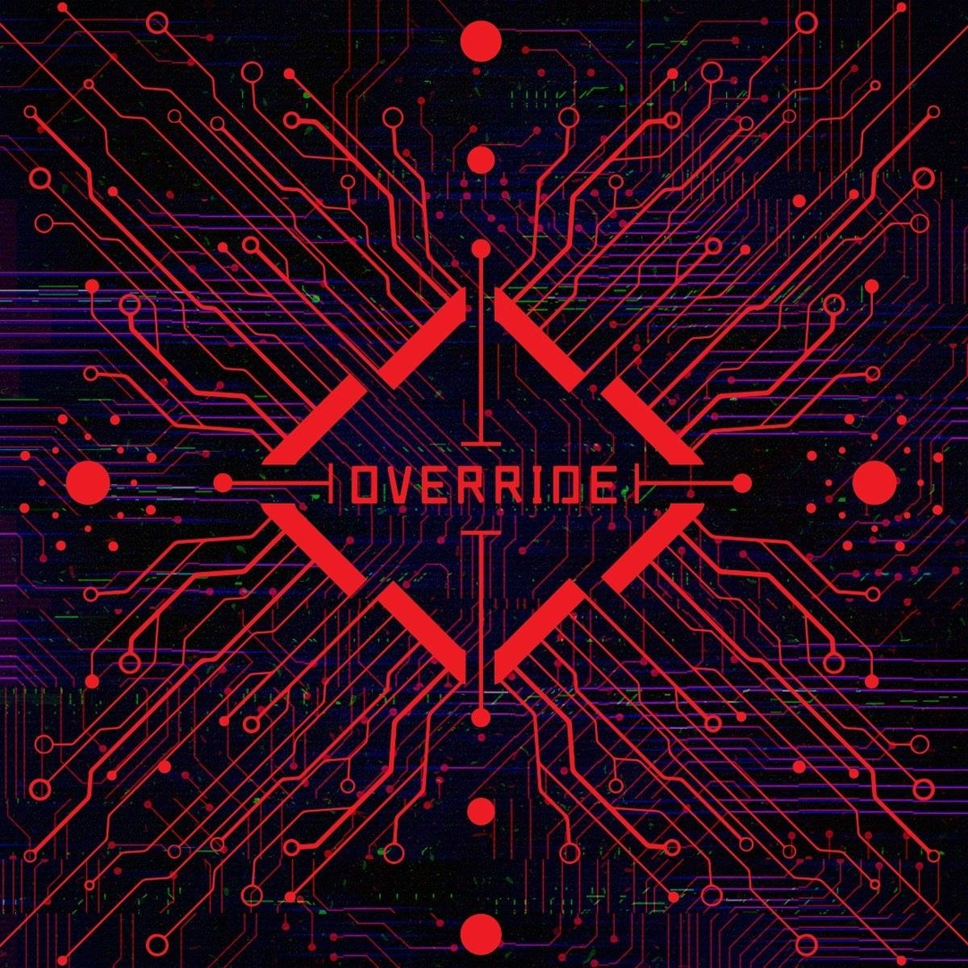 Sanguine Skies - Override [EP] (2018)
