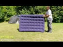 Как надуть воздушную кровать, если у вас нет насоса. /How to Inflate an Airbed Without a Pump