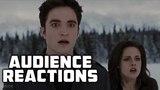 Twilight BD P2 Battle Scene SPOILERS Audience Reactions November 14, 2012