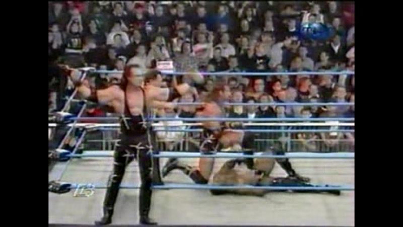 Титаны реслинга WCW Nitro November 13 2000