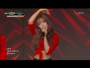[Special Stage] 180629 Baek Ji Young (백지영) GFRIEND (여자친구) - Dash Time for the Moon Night (밤)