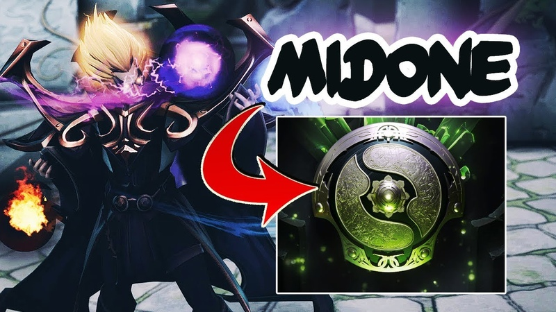 Team Secret MYSTERIOUS Weapon for TI8 - MidOne hard practicing Invoker to TOP-1 Rank