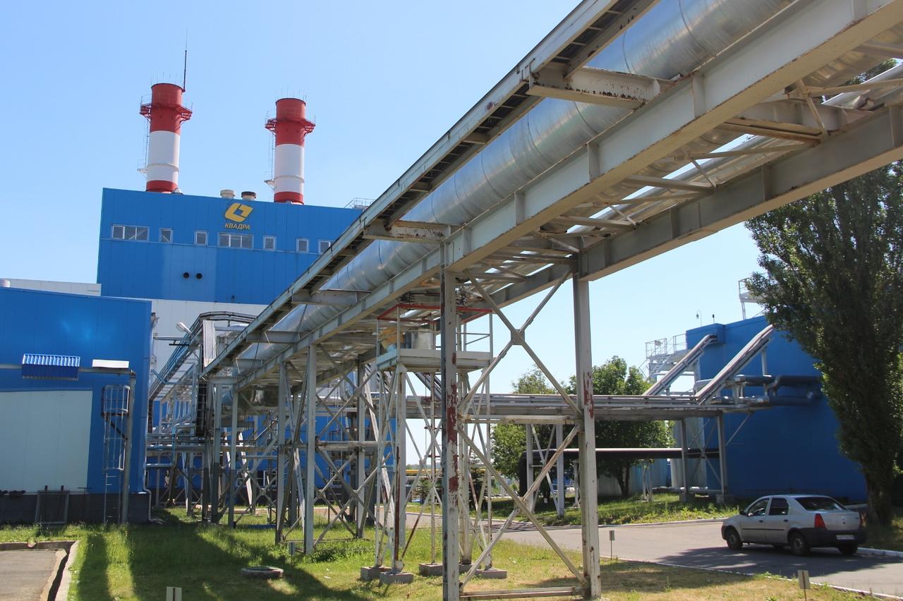 «Квадра» возобновила подачу горячей воды в Центральном округе