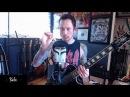Trivium Matt Heafy Live Twitch Guitar Clinic