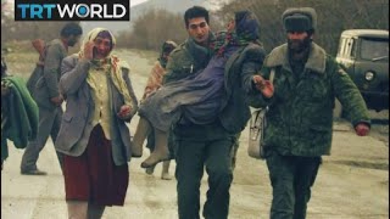 Khojaly Massacre Victims still want justice after 26 years