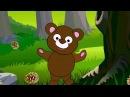 Мишка косолапый по лесу идет шишки собирает - ДЕТСКИЕ ПЕСЕНКИ🐾🐻