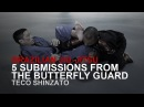 BJJ: 5 Submissions From Butterfly Guard!   Evolve University