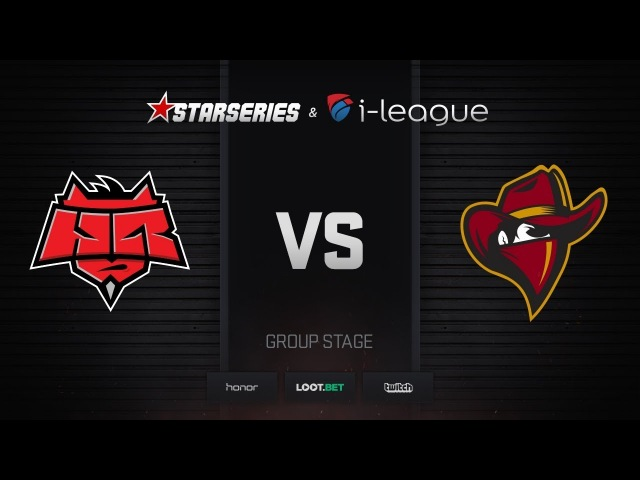 HellRaisers vs Renegades, map 1 nuke, StarSeries i-League Season 4 Finals