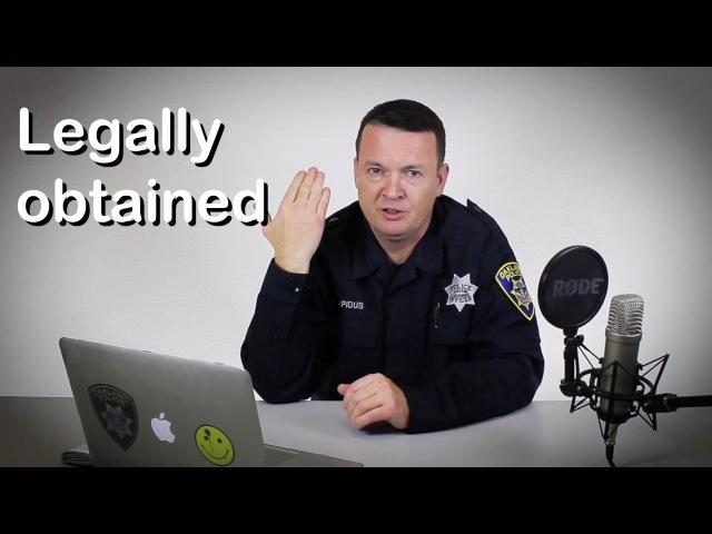 Грани заката (Сцена преступления 2) - Офицер полиции Михаил про американскую полицию (жизнь русских эмигрантов в США USA Police)