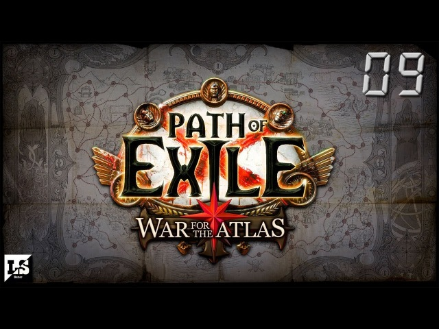Path of Exile - 09 Мрачный склеп
