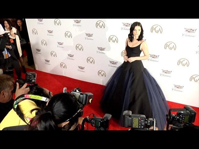 Jaimie Alexander 2018 Producers Guild Awards Red Carpet