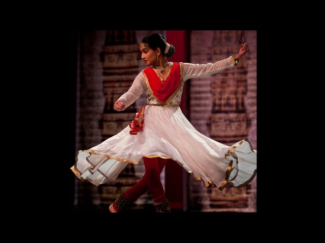Nritya Arpan A Kathak Repertoire LSU Shreveport India Studies Jan 28 2017