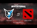 VGJ.Storm против Animal Planet, Первая карта, SL i-League Invitational S4 NA Квалификация