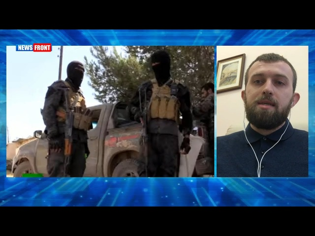 Пентагон ясно дал понять, что с Ближнего Востока никуда не уйдёт — Кирилл Джавлах
