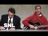 Weekend Update Adam Sandler On Valentine's Day - Saturday Night Live (18.002.1993)