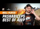 WELL PLAYED | pashaBiceps best AWP kills in 2017