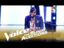 The Voice 2018 Blind Audition - Terrence Cunningham My Girl