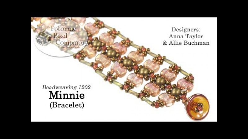 Minnie Bracelet (DIY Tutorial)