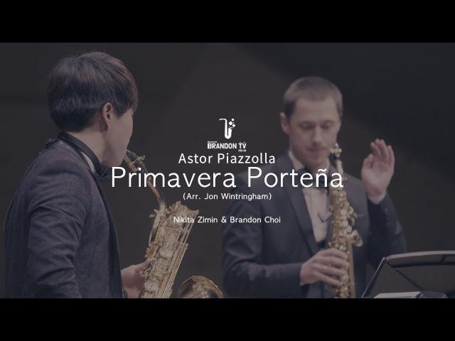 [BrandonTV][Concert] Astor Piazzolla : Primavera portena