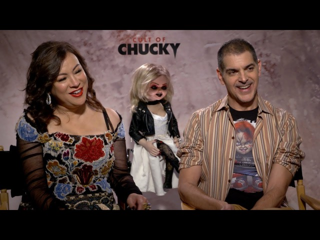 BGN Interview: Valerie chats with Cult of Chucky's Jennifer Tilly and director Don Mancini