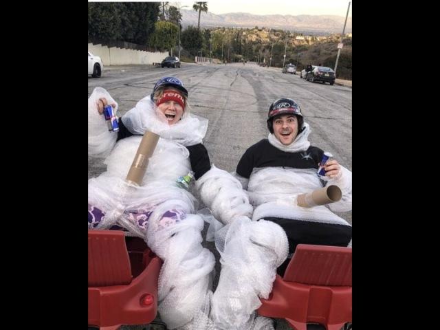 Lil dicks, big hills big medical bills